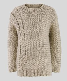 Take a look at this Cream Cable Knit Jumper - Boys by That's Not Fair London on #zulily today!