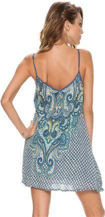 Save 25% Now On All Dresses http://www.swell.com/Womens-Dresses/ONEILL-SUNNY-PRINTED-GAUZE-DRESS?cs=BU