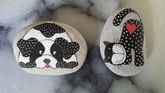 Cats dogs dot painted rocks ideas for painted rocks галечное Pebble Painting, Dot Painting, Pebble Art, Stone Painting, Rock Painting Ideas Easy, Rock Painting Designs, Painted Rocks Craft, Painted Stones, Rock And Pebbles