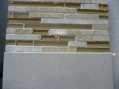floor tile with noce accents