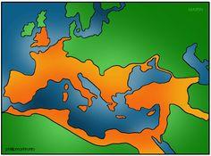 Ancient Rome for Teachers - Lesson Plans, Classroom Activities