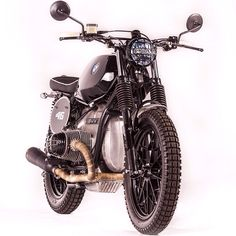 BMW custom R45 by Cytech