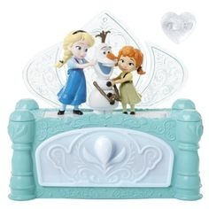 Frozen Olaf Do You Want To Build a Snowman Jewellery Box