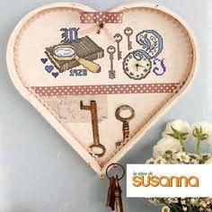 LE IDEE DI SUSANNA č. 310 - únor 2016 na www.finery.cz Pot Holders, Coin Purse, Purses, Wallet, Design, Handbags, Hot Pads, Potholders