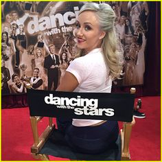 Nastia Liukin Gets Ready for the Big 'DWTS' Premiere in This Exclusive Photo Blog! (Week 1) | Dancing With the Stars, Exclusive, Nastia Liukin, Television | Just Jared Jr.
