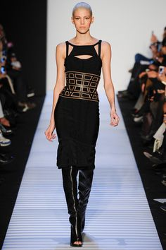Love this Hervé Léger dress? REPIN it and it could be available to rent next season!