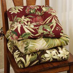 Isadora Indoor Outdoor Reversible Chair Cushion