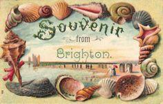 Souvenir from Brighton