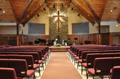 A Beautiful Sanctuary (Trinity Evangelical Church - Marble Hill, GA)