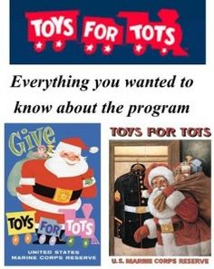 Toys for Tots: Learn More About This Amazing Program