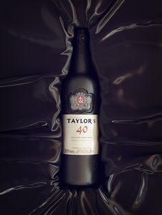 Taylor's 40 Year Old Tawny on Digital Art Served