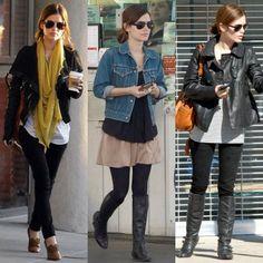 oh Rachel Bilson.... i just LOVE your style