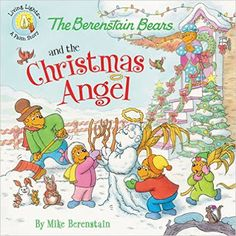 This would make a wonderful gift this Christmas!  The Berenstain Bears and the Christmas Angel by Mike Berenstain Book Review
