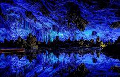* Caverna Reed Flute *  Guangxi, China.