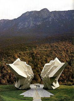 sutjeska | yugoslavian monuments | Flickr - Photo Sharing!