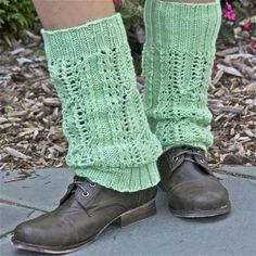 Sugar Tree Leg Warmers – Three Irish Girls Yarn Inc