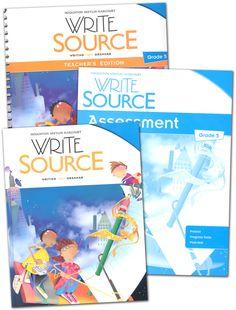 Write Source (2012 Edition) Grade 5 Set   Main photo (Cover)