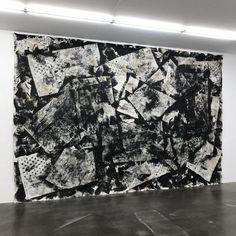 """Novus Ordo Seclorum"" by Paul Weiner at Krupic Kersting Gallery Novus Ordo Seclorum, Modern Art, Contemporary Art, American Flag, Abstract Art, Photo Wall, Instagram, Gallery, Drawings"