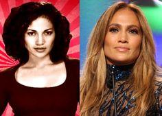 Jennifer Lopez - 50 famosos, antes y después de la cirugía - Libertad Digital