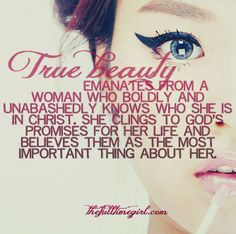 VERY true. great websire - www.thefulltimegirl.com