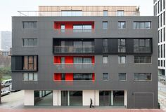 Insula, Brussels by WDM Architecture
