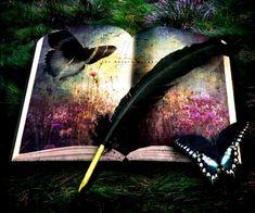book of shadows and dreams...