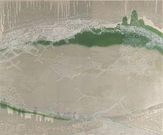 「sleep」 50×60cm lithograph・aluminiumleaf・ pigment ed.10 2007