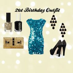 """21st Birthday Outfit"" by abbylainemcgee on Polyvore"