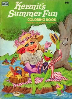 Even Kermit wants to be in warmer weather!  http://www.retroreprints.com/book.php?book_id=5450
