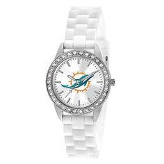 NFL Miami Dolphins Women's Frost Watch