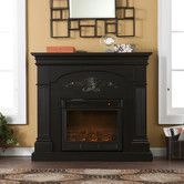 Found it at Wayfair - Wildon Home ® Lincoln Harvest Electric Fireplace