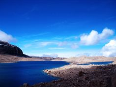 Laguna del Nevado - Colombia by leozerosty.deviantart.com