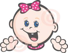 Cartoon baby face Vector | Wrap Me Mommy inspiration | Pinterest ...
