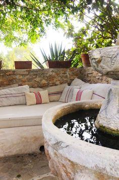 Tosca, stones, Nature... #maisontoscana #rent #rental #javea #javearent #javearental #jessicabataille