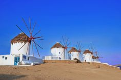 Point your camera anywhere and you get instant postcard-ready shots in Mykonos.
