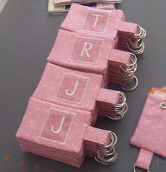 Card Holder Key Chain Tutorial    very cute