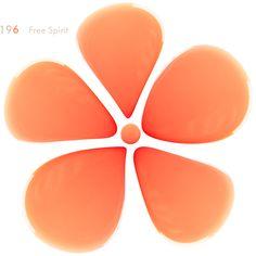 is deel van die en 'n helder creme coral wat skree, SOMER! Orange Nails, Coral Orange, Spring Summer 2015, Summer Of Love, Bio Sculpture Nails, Happy Hippie, Nail Stuff, Corals, Season Colors