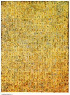 Noise/Admiration: Artwork of the Day #59/2011: Jasper Johns (9)
