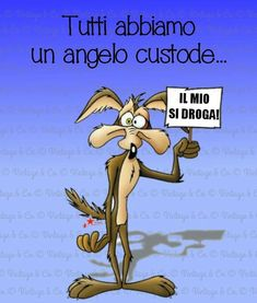Without words Funny Good Morning Images, Funny Images, Funny Pictures, Italian Humor, Italian Quotes, Gruseliger Clown, Bip Bip, Vignettes, Quotations