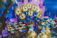 Cinderella Birthday Party Ideas | Photo 1 of 39 | Catch My Party