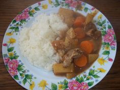 Yummy Japanese curry.  Decreased the curry powder to 2T and the worschesire sauce to 1/2 and still too spicy for my kids.  But the all loved it.