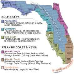 ... to view all florida saltwater fishing guides along the Florida Coast