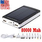 USB Solar Panel Power Bank External Battery Pack Charger For Cell Phones Solar Phone Chargers, Solar Battery Charger, Lead Acid Battery, Solar Power, Solar Energy, Solar Panels, Cell Phone Accessories, Usb, Samsung