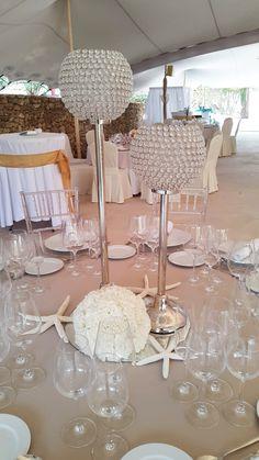 "Celebra tu boda con nosotros en Ibiza/Celebrate your wedding with us in Ibiza. Centro de mesa ""Deluxe"""