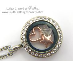 Pootles South Hill Designs - Simple Butterflies with Rose Gold close up