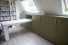 Wardrobe Solutions, Room, Loft Storage, Room Design, House, Interior, Dormer Windows, Loft Conversion Bedroom, Tiny Idea