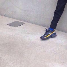 Adidas x Raf Simons Ozweego 1