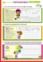 english worksheet writing series 21 my routine on a holiday 2nd lesson of 45 minutes on. Black Bedroom Furniture Sets. Home Design Ideas