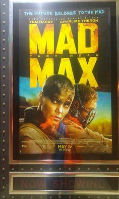 Mad Max: Fury Road Mad Max, Posters, Poster, Billboard