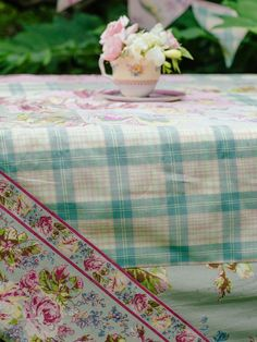 Pin By *~Lori~* On *~Lovely Light Green~* | Pinterest | Beautiful, April  Cornell And Kitchen Tablecloths